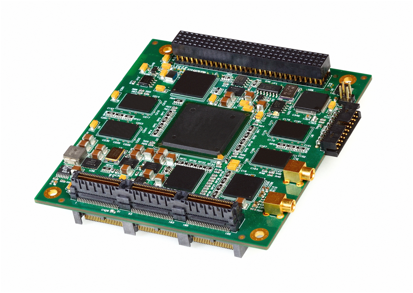 Imaging And Video Applications Get Right Sized Using Pc 104 Ntsc Pal Camera Development Board
